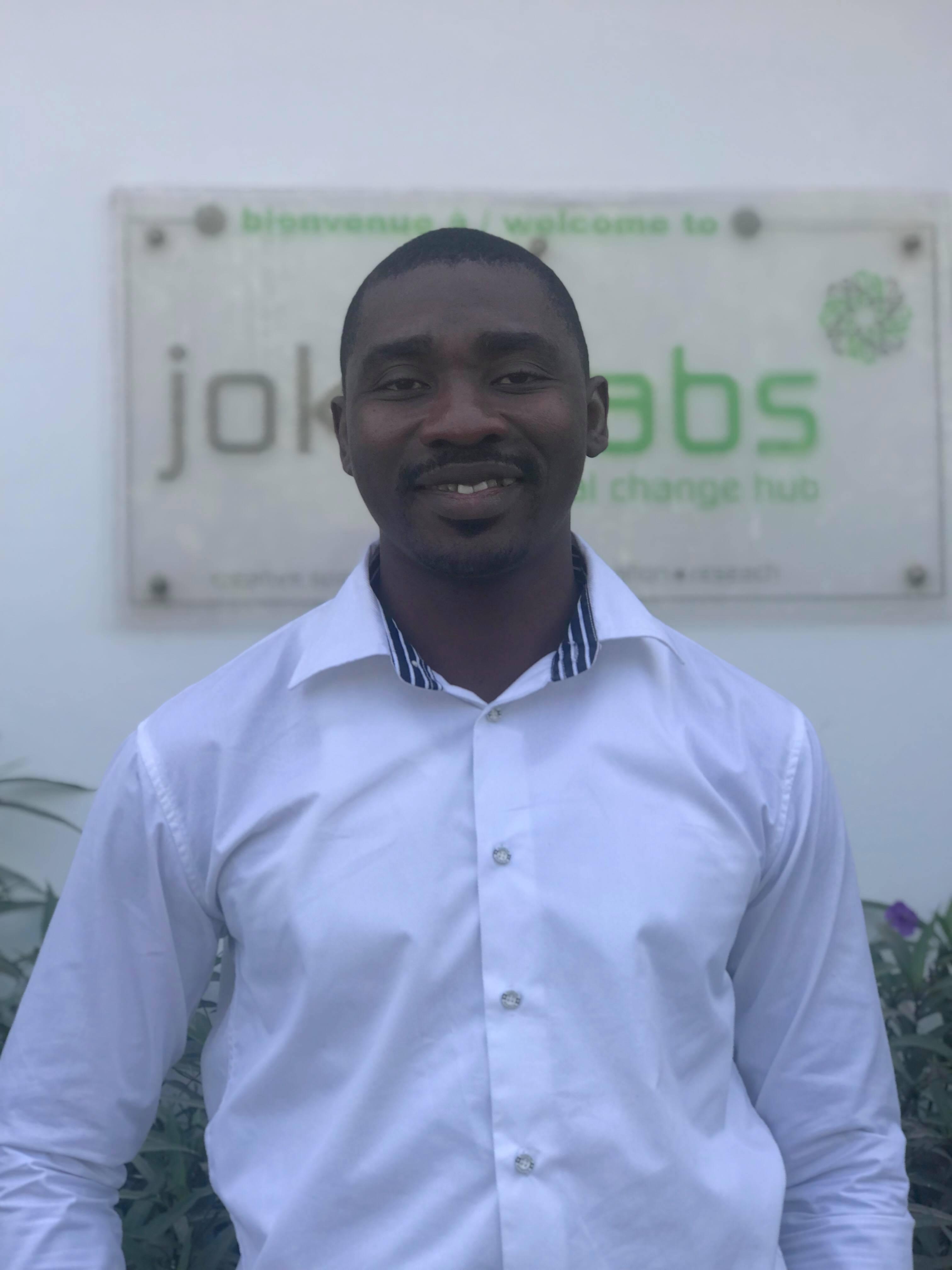 Dodji Honou - Lead Techlab Abidjan