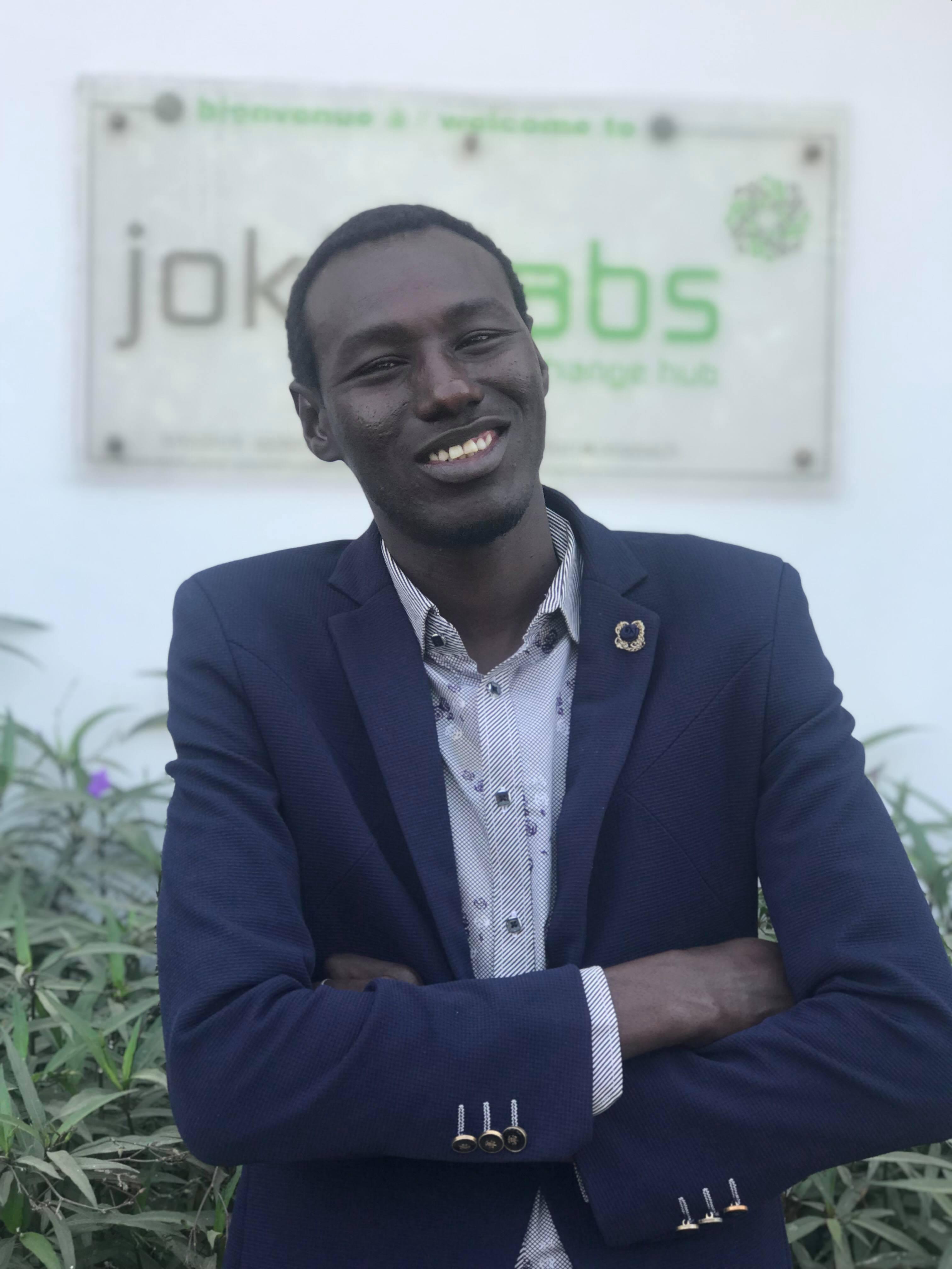 Mohamed Dicko - Business Developper Bamako